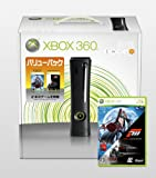 Xbox 360 エリート (120GB) バリュー パック (「BAYONETTA」&「Forza Motorsport 3」同梱) 【期間限定生産】【メーカー生産終了】