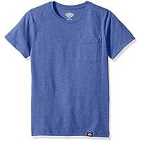 dickies Boys Slim Fit Lightweight Tee Short Sleeve T-Shirt