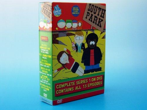 サウスパーク シリーズ1 DVD-BOXの詳細を見る