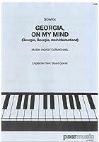 Hoagy Carmichael: Georgia On My Mind / ホーギー・カーマイケル: 我が心のジョージア 楽譜