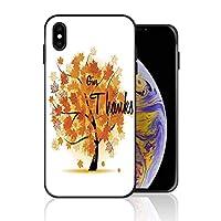 iPhone XS 携帯ケース ありがとう 秋っぽい 生命樹 ケース 最新製品 防塵 軽量 薄型 擦り傷防止 耐衝撃 全機種対応 スマホ用 ソフトケース 防塵 シリコン 人気 バンパーケース スリム設計 携帯カバー