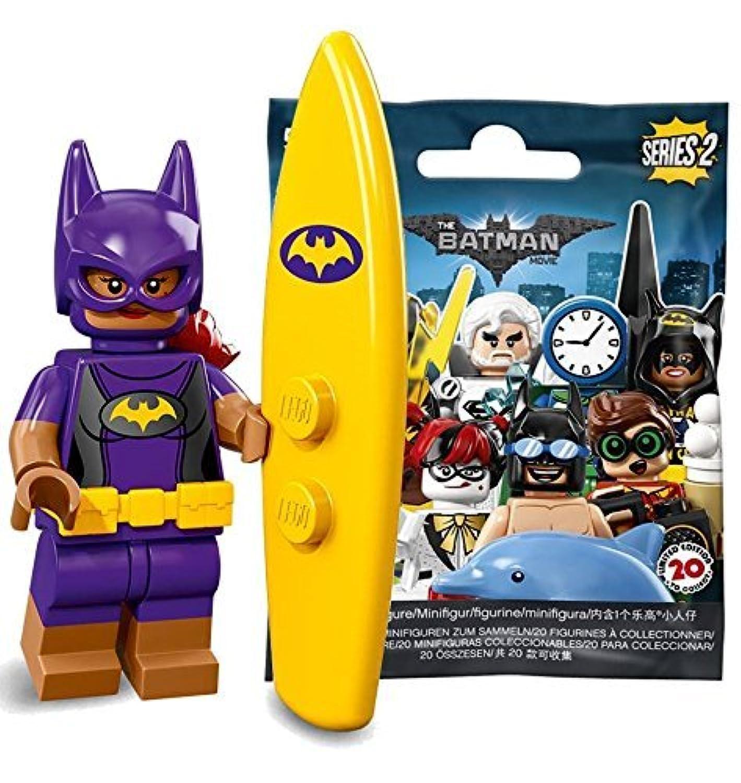 レゴ(LEGO)ミニフィギュア ザ レゴ バットマンムービー シリーズ2 バケーション バットガール 未開封品 |The LEGO Batman Movie Series 2 Vacation Batgirl 【71020-9】