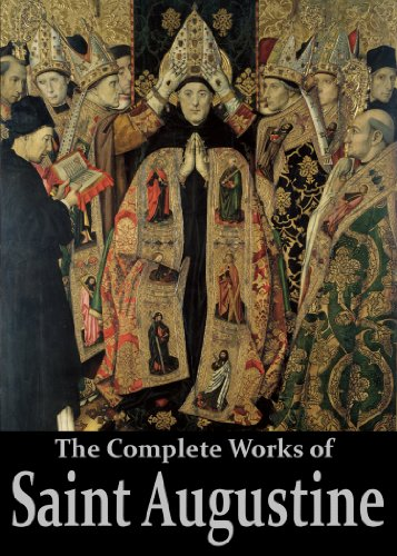 amazon co jp the complete works of saint augustine the confessions