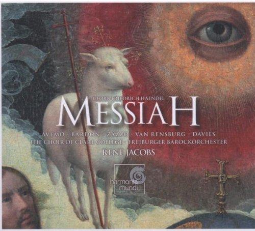 ヘンデル:「メサイア」 (2CD) [Import] (MESSIAH (HYBR))