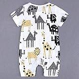 Toddler Baby Boys Romper Onsie Summer Black Grey Mustard Camel Tortoise