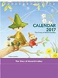 ムーミン卓上カレンダー(スナフキンとミイ) ([カレンダー])
