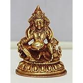 『お釈迦様の国・ネパール』 『クベール(仏像)』