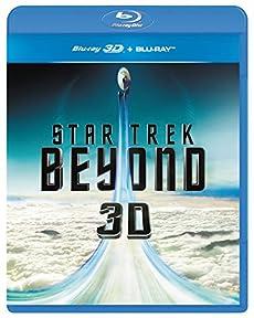 【Amazon.co.jp限定】スター・トレック BEYOND 3Dブルーレイ+ブルーレイセット(オリジナル三方背付き)[Blu-ray]