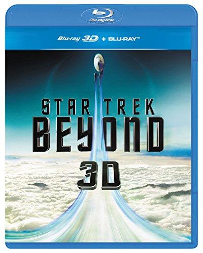 スター・トレック BEYOND 3Dブルーレイ+ブルーレイセット[Blu-ray/ブルーレイ]