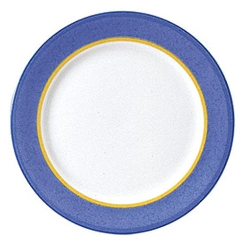 カスケード 19.5cm ケーキ皿 [ D 19.5 x H 1.8cm ] 【 デザートプレート 】 【 飲食店 レストラン ホテル カフェ 洋食器 業務用 】