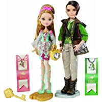 Ever After High Ashlynn Ella & Hunter Huntsman Doll, 2-Pack by Mattel [Toy] [並行輸入品]