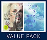 Cover of Connecting with Law 4e and Statutory Interpretation 2e Value Pack
