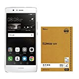Huawei P9 LITE SIMフリースマートフォン VNS-L22-WHITE(ホワイト)【IIJmio みおふぉんセット】