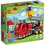 レゴ (LEGO) デュプロのまち 消防車 10592