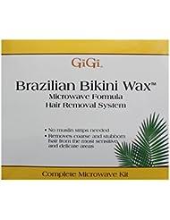 GiGi Brazilian Bikini Wax Microwave Kit