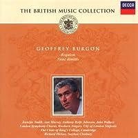 Burgon: Requiem/Song of High H