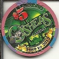 $ 5 Osheasラスベガスカジノチップ1989 – 2012