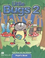 Little Bugs - Pupil's Pack 2 (Pupil's Book + Activity Book)