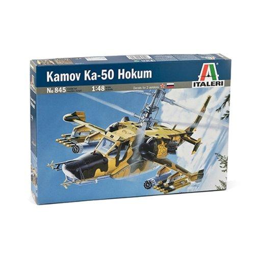 ITALERI  1/48 【845】Kamov KA-50 HOKUM