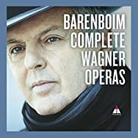 Barenboim conducts the major Wagner Operas by Daniel Barenboim (2011-11-15)