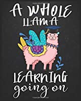 A Whole Llama Learning Going On: Teacher Planner