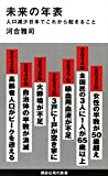 「未来の年表 人口減少日本でこれから起きること」河合 雅司