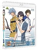 新テニスの王子様 OVA vs Genius10 Vol.3 [Blu-ray]