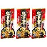 ラーメン そば屋の鳥中華 乾麺 6食入り特製スープ付(2食入り×3袋)