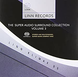 Linn Sacd Sampler Vol 3