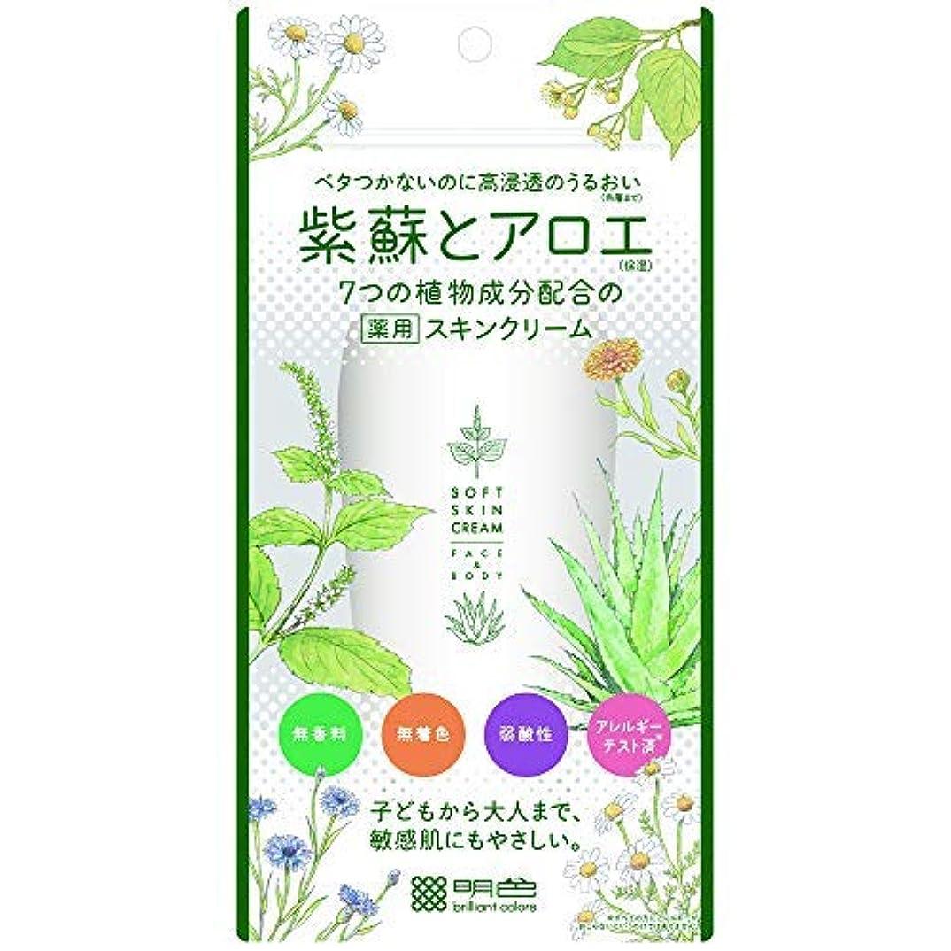 学者時刻表シダ紫蘇とアロエ 薬用スキンクリーム × 24個セット