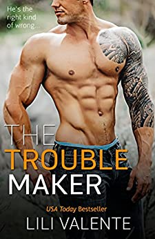 The Troublemaker by [Valente, Lili]
