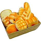 【SHOP SHIMATARO】ジャンボスクイーズ 大きいパンセット バラエティー 10個セット ふわハニー インテリア…