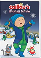 Caillou: Caillou's Holiday Movie [DVD] [Import]