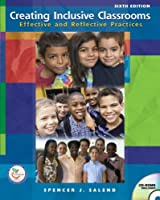 Creating Inclusive Classrooms: Effective and Reflective Practices Value Package (includes Teacher Preparation Classroom (Supersite), 6 Month Access)