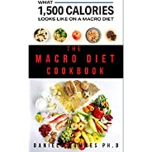 THE MACRO DIET COOKBOOK: Over 20 New Recipes and Meal Plan For Weight Loss, Carb Reduction, and a Healthier Living
