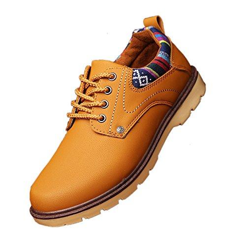 First Encounter防水 スニーカー メンズ ブーツ レイン シューズ ワークブーツ 防寒 防滑 アウトドア 紳士靴 靴