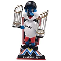 Miami Marlins MLB World Series Championsシリーズ–番号付き1, 000のBobblehead
