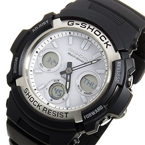 [カシオ]CASIO 腕時計 G-SHOCK AWG-M100S-7A メンズ [並行輸入品]