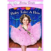Baby Take A Bow [DVD] by Shirley Temple