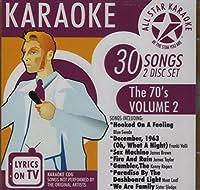 Karaoke: the 70's 2
