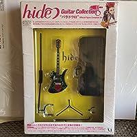 hide ギターコレクション バラドクロ ひで ヒデ guitar 8分の1 フィギュア