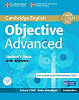 Objective Advanced. Student's Book with answers with CD-ROM: 4rth Edition