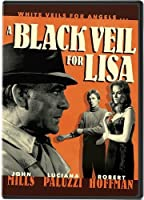 BLACK VEIL FOR LISA