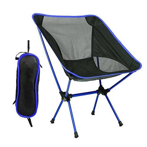 moonwind アウトドアチェア 折りたたみ椅子 軽量 コンパクト 背もたれ付き 耐荷重約150kg 超軽量 収納バッ...