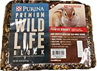 Purina Premium Wildlife Block Highly Palatable Power Nugget Supplement 20lbs