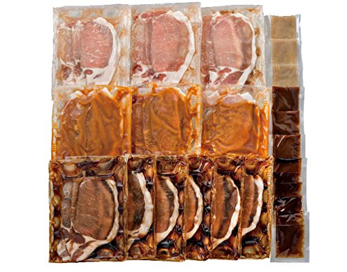 オリエンタルフーズ 十勝名物 豚丼の具 3種12食セット