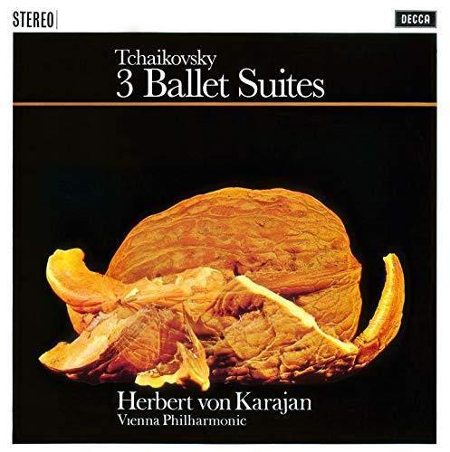 チャイコフスキー:3大バレエ組曲、幻想序曲「ロメオとジュリエット」
