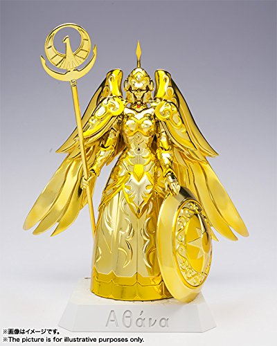 聖闘士聖衣神話 女神アテナ ~ORIGINAL COLOR EDITION~ TAMASHII NATIONS 10th Anniversary WORLD TOUR 限定品 …