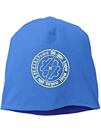 【Dera Princess】メンズ レディース ニット帽 Special Vaultロゴ コットン ニットキャップ 帽子 オールシーズン 被れる