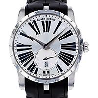 ロジェ・デュブイ エクスカリバー42 オートマティック RDDBEX0536 シルバー文字盤 メンズ 腕時計 新品 [並行輸入品]